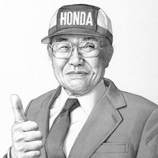A História Do Dono Da Honda