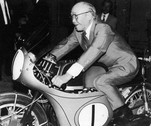 Soichiro Honda - Criador Da Honda