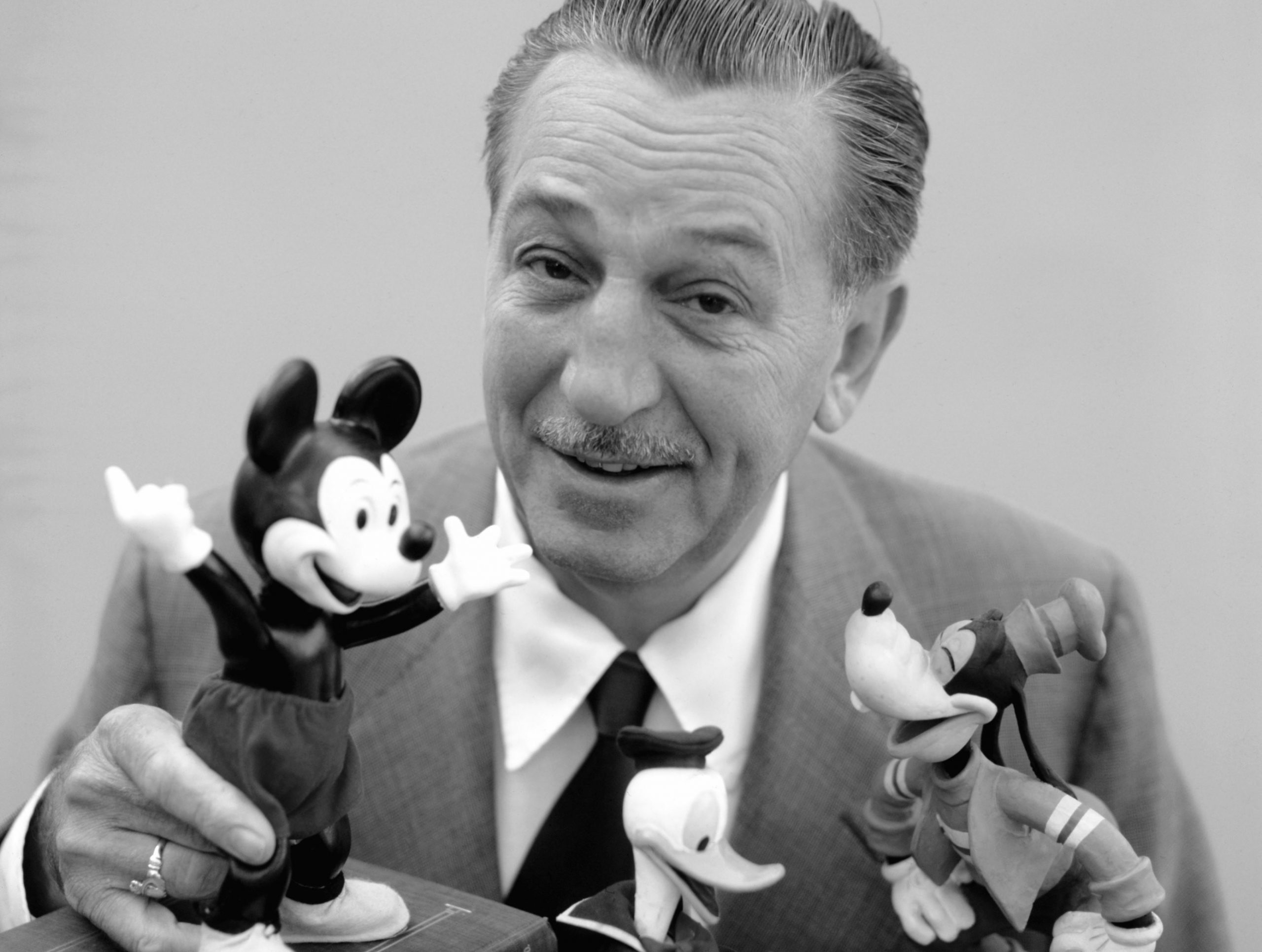 Walt Disney- Empreendedores de sucesso
