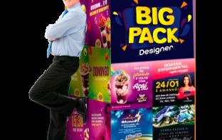 Big Pack Designer É Bom Mesmo? Vale o Investimento?【2021】