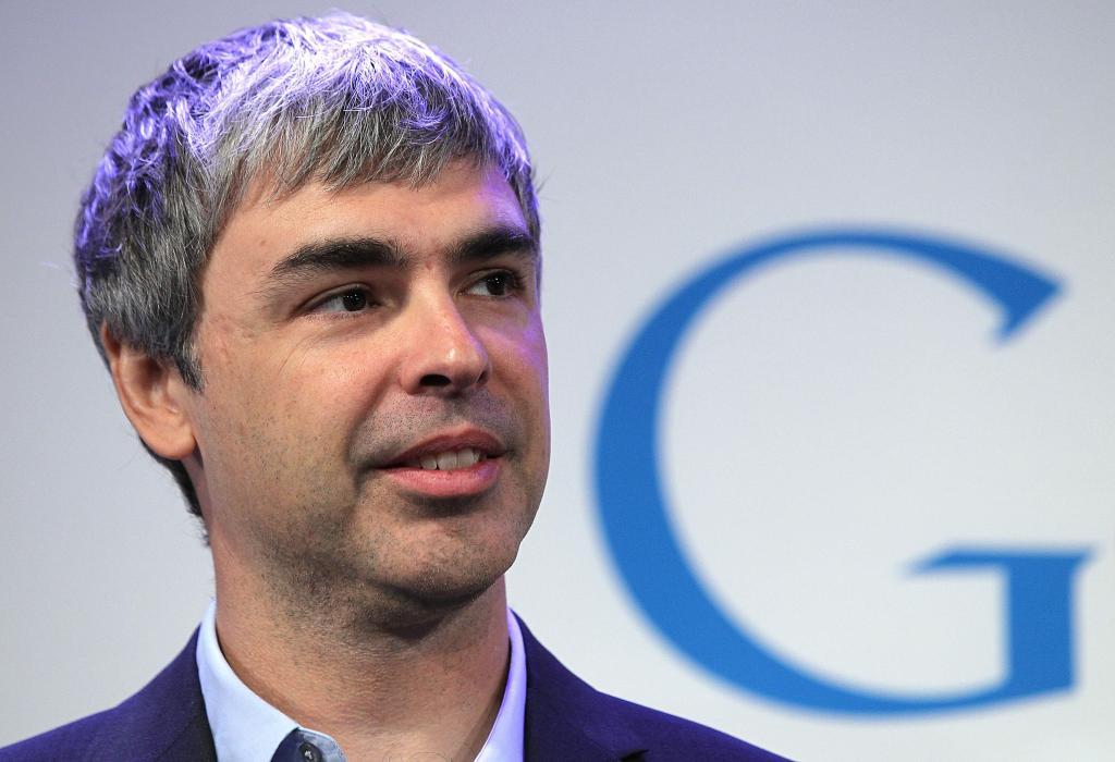 Larry Page - Empreendedor De Sucesso Criador do Google