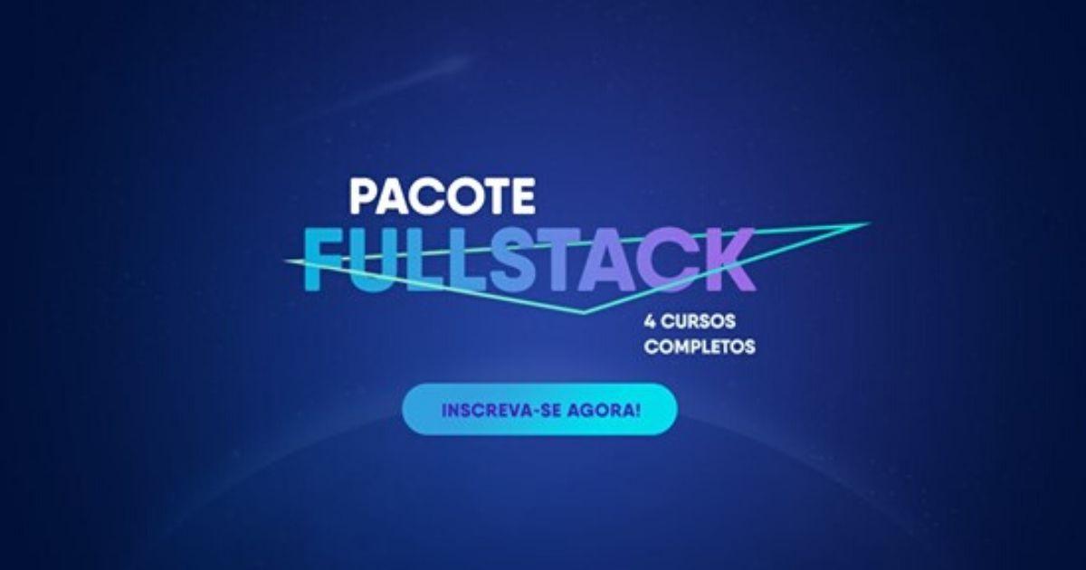 Pacote Full-Stack Danki Code