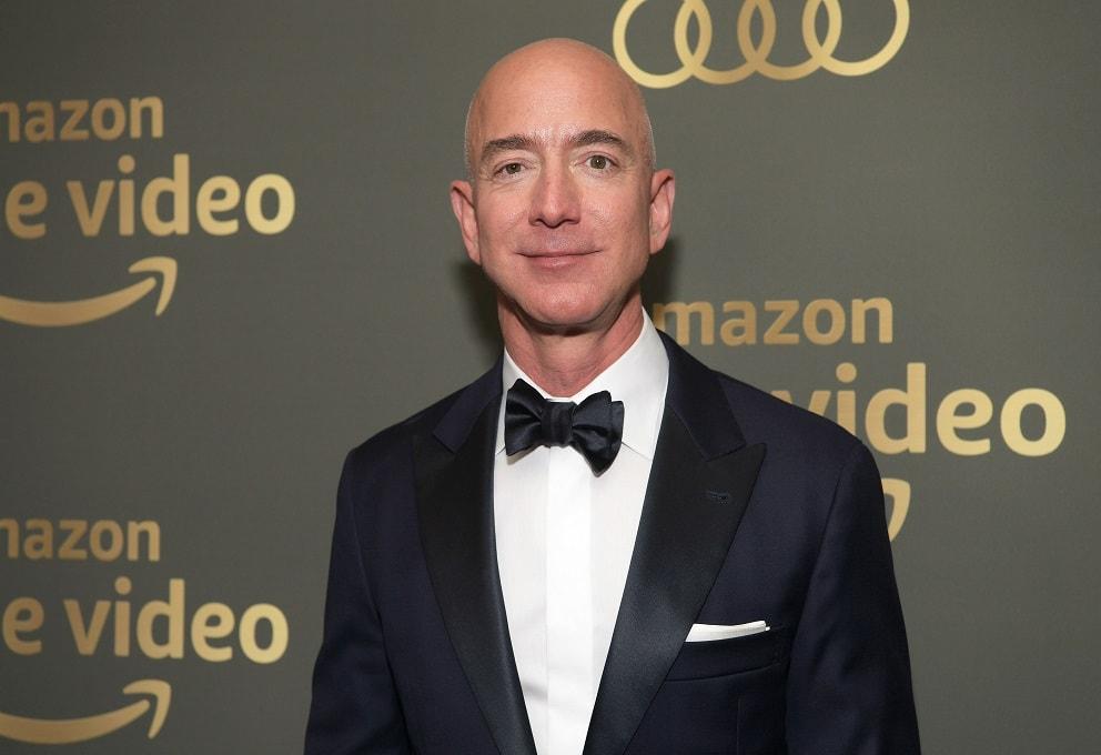Jeff Bezos - Empreendedores de sucesso