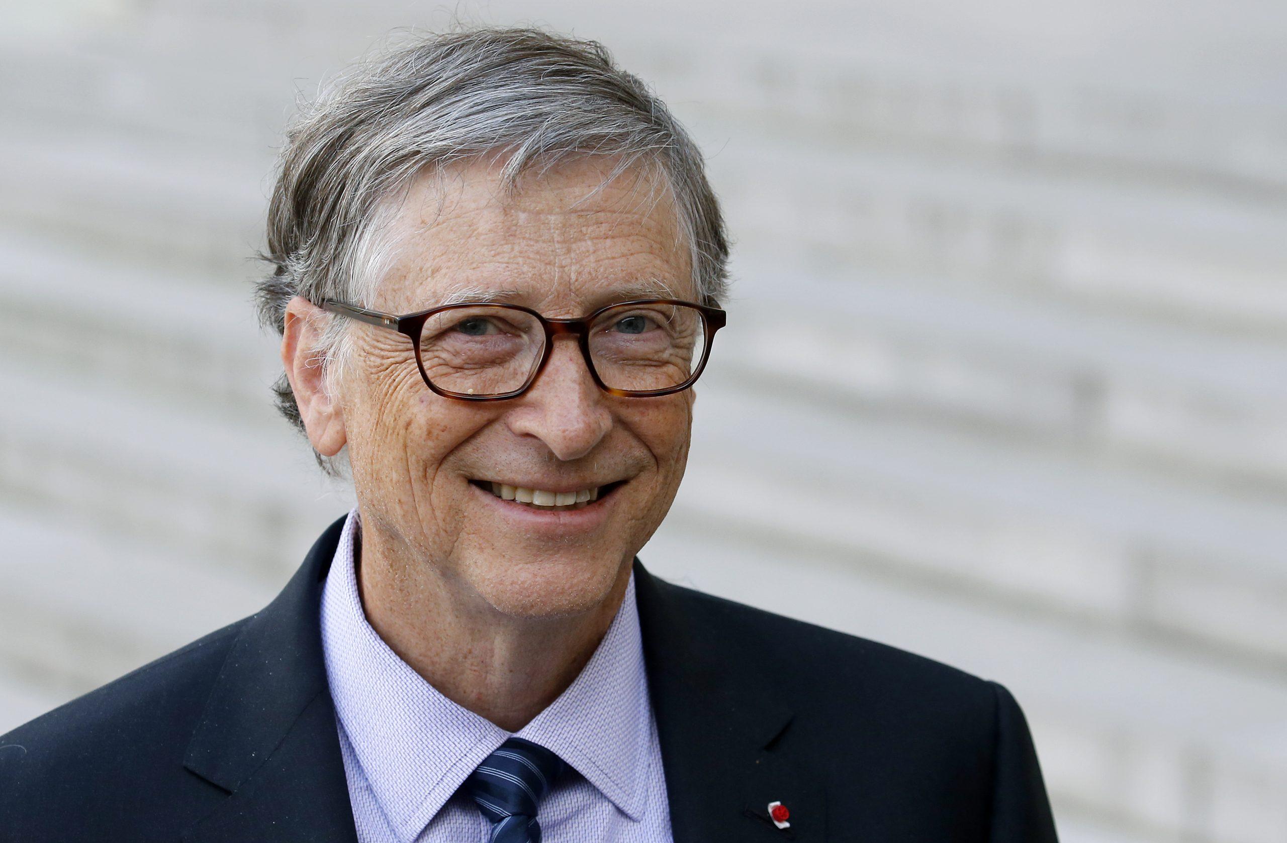 Empreendedores de sucesso - Bill Gates