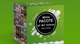 Mega Pacote 62 Mil Vetores 100% para Coreldraw: Vale a Pena Comprar?