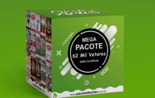 Mega Pacote 62 Mil Vetores 100% para Coreldraw: Vale a Pena?【2021】