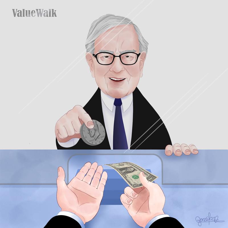 Warren Buffet um dos maiores investidores do mundo