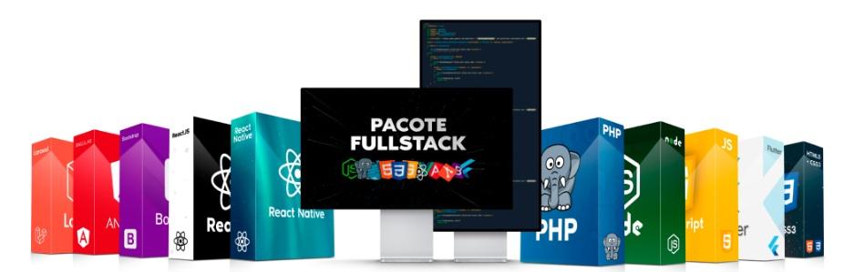 Curso B7Web pacote fullstack