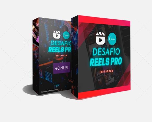 Desafio Reels Pro