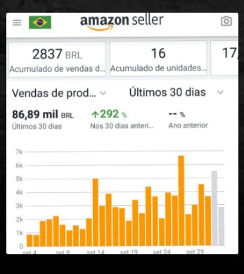 Mentoria Amazon Ninja Premium depoimentos