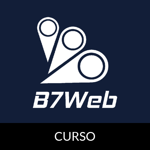 Curso B7web