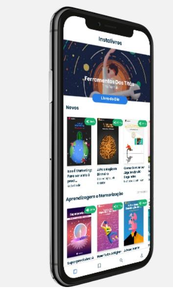 App Instalivros por dentro