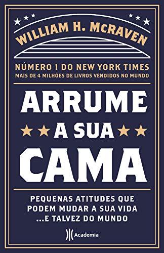 Livro Arrume Sua Cama Kindle Unlimited