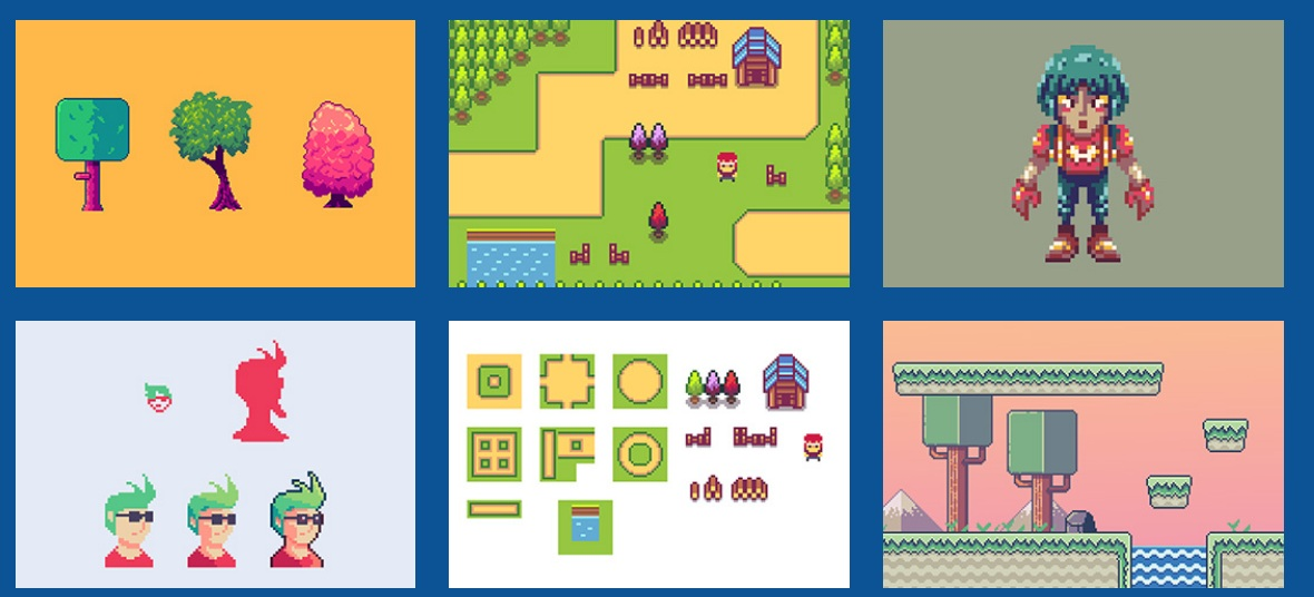 Curso Aprenda Pixel Art