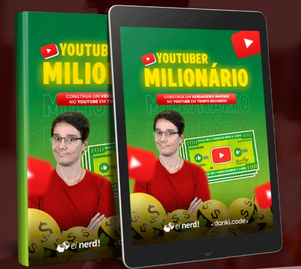 Projeto Youtuber Milionário Peter Jordan