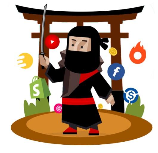 Comunidade Digital Ninjas Diego Caixeta