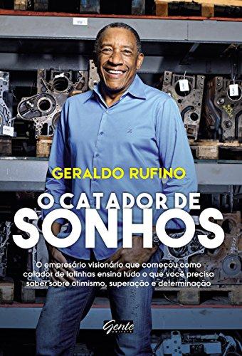 Livro Catador De Sonhos - Geraldo Rufino