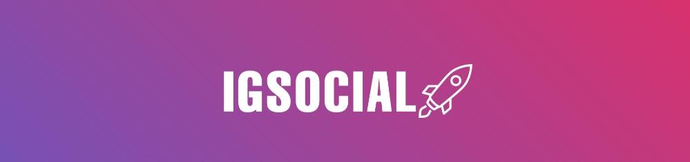 ig social e bom