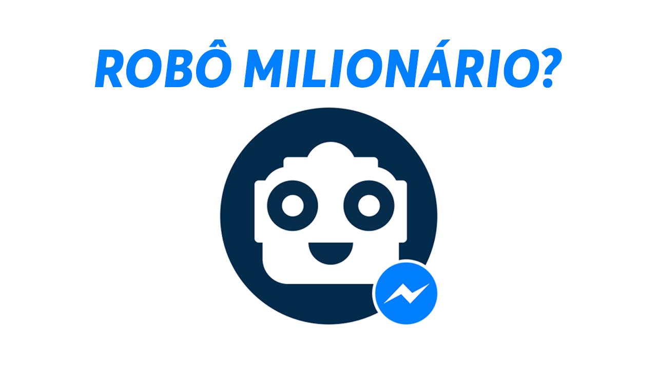 Robô Milionário João Pedro
