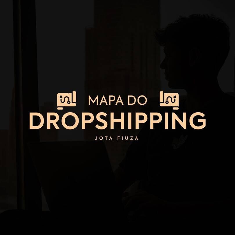 Mapa do dropshipping