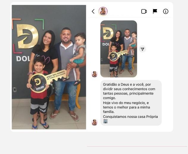 Curso Vendas No Instagram 6.0 depoimento