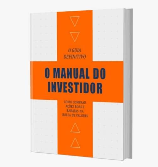 Livro o Manual do investidor