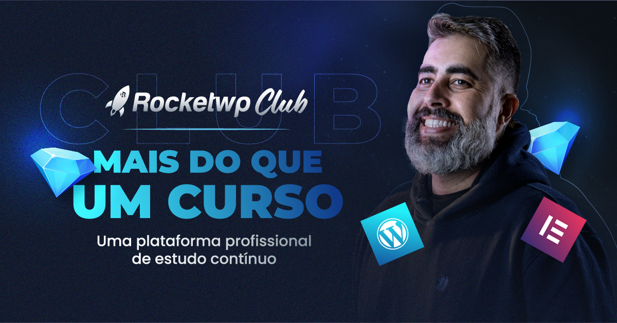 Curso RocketWp Clube